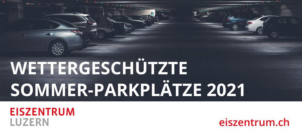 Sommer Parkplätze 2021